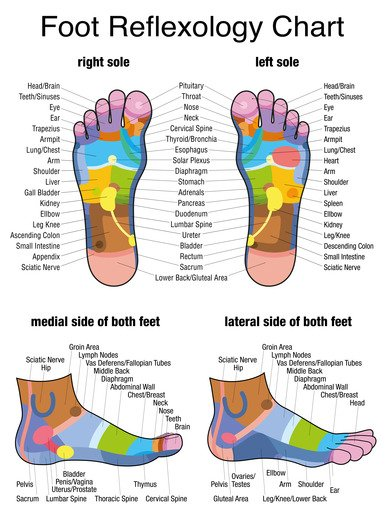 Reflexology Welwyn Garden City